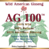 AG 100 Label