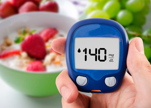 ABILITY TO LOWER BLOOD GLUCOSE & INCREASE INSULIN